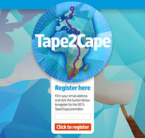 Tape 2 Cape Promotion